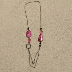 Jewelry - Pink Necklace